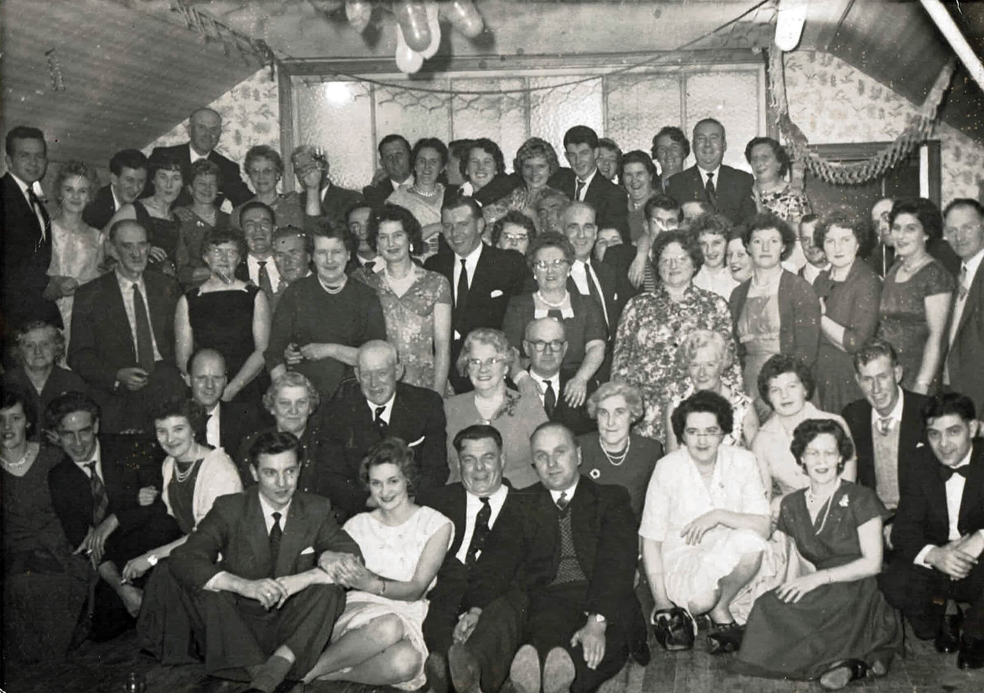 Haaf Netters Fishers Association- Dinner and Social at The Nith Hotel 1959