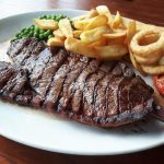 What's special about THE Nith Hotel Steak Special, Glencaple, Dumfries?