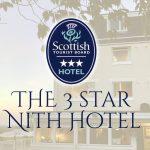 Woohoo!!! Visit Scotland 3 Stars